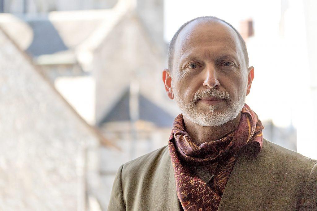 Francis Chevrier, directeur des Rendez-vous de l'histoire