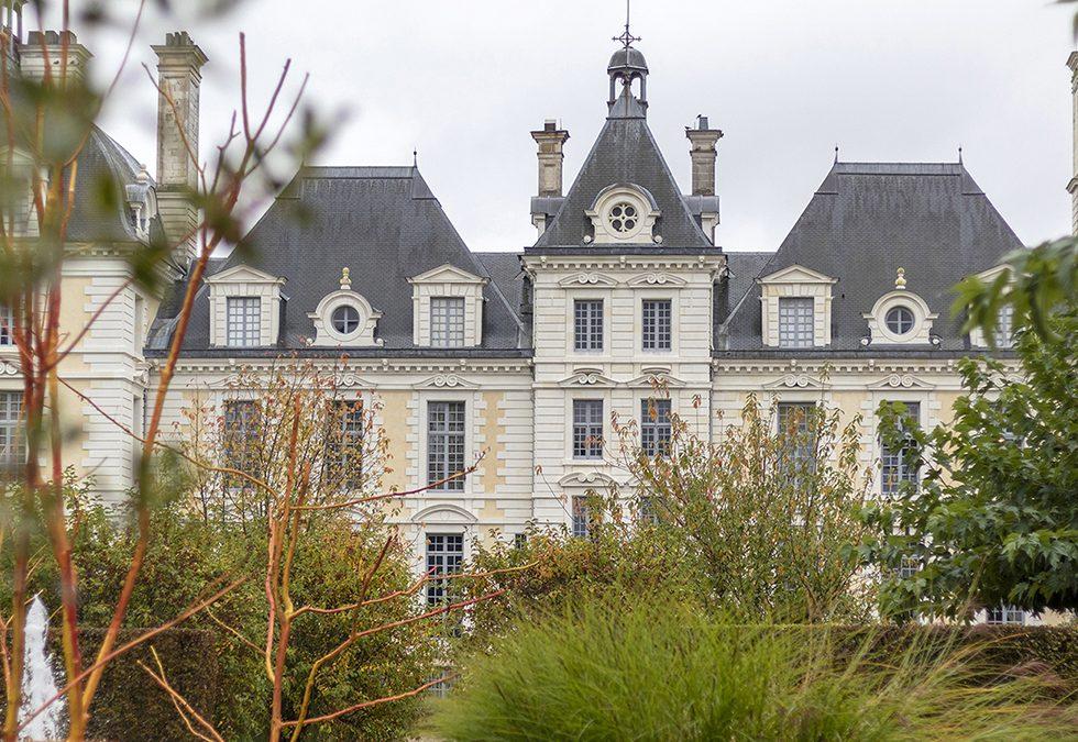 Façade Nord du Château de Cheverny